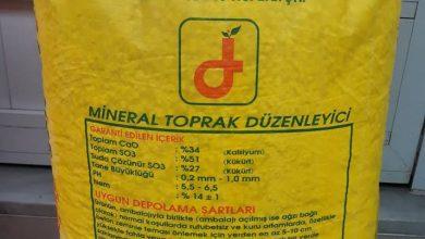 Photo of TARIMSAL JİPS 50 Kg. 40 TL